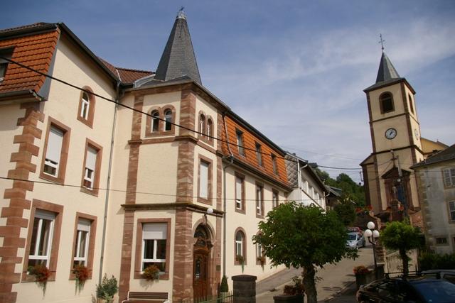 Walscheid    Association St Christophe